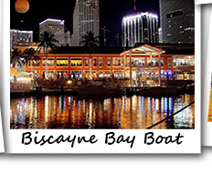Biscayne Bay Boat Tour