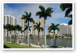 Miami City Tour and Biscayne Bay Boat Combination